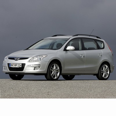 For Hyundai i30 Kombi (2007-2012) with Halogen Lamps