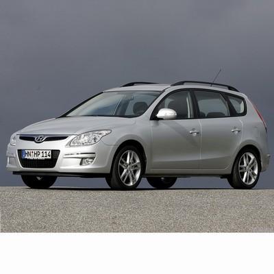 Autó izzók halogén izzóval szerelt Hyundai i30 Kombi (2007-2012)-hoz