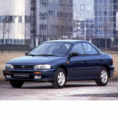 Subaru Impreza Sedan (1992-2000)