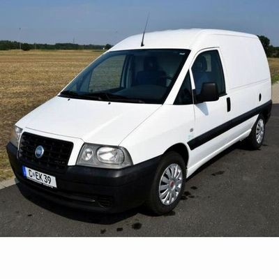 For Fiat Scudo (2004-2006) with Halogen Lamps
