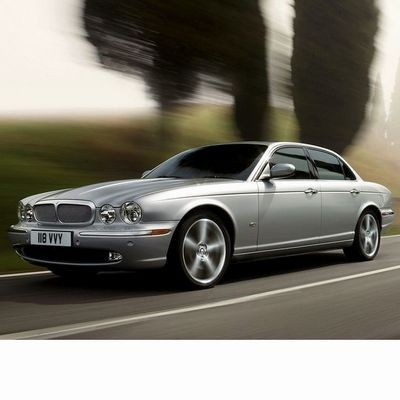 For Jaguar XJ (2003-2009) with Halogen Lamps