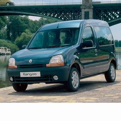 Autó izzók halogén izzóval szerelt Renault Kangoo (1997-2007)-hoz