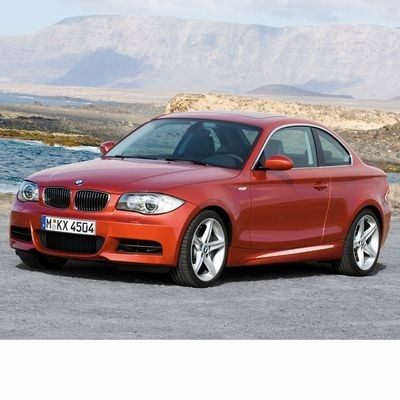 For BMW 1 Coupe (2007-2011) with Halogen Lamps