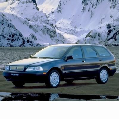 Autó izzók halogén izzóval szerelt Volvo V40 (1995-2004)-hez