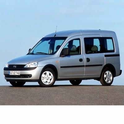 Autó izzók halogén izzóval szerelt Opel Combo (2001-2004)-hoz