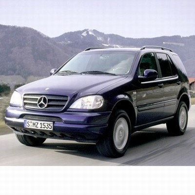 For Mercedes M (1997-2000) with Halogen Lamps