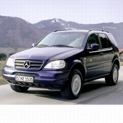 Autó izzók halogén izzóval szerelt Mercedes M (1997-2000)-hez