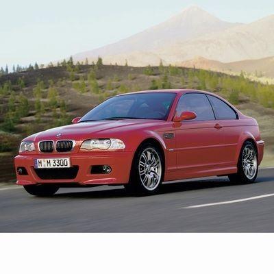 BMW M3 (E46) 2001 autó izzó