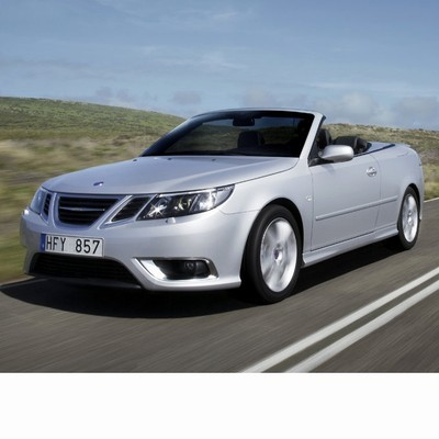 For Saab 9-3 Cabrio (2008-2012) with Halogen Lamps