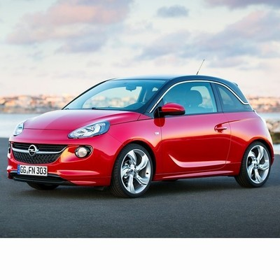 For Opel Adam with Halogen Lamps