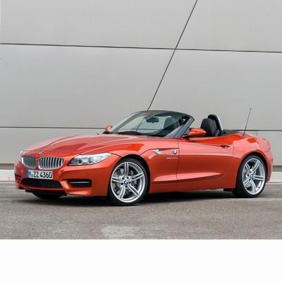 Autó izzók a 2013 utáni bi-xenon fényszóróval szerelt BMW Z4 (E89)-hez