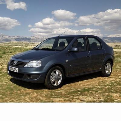 Autó izzók halogén izzóval szerelt Dacia Logan (2005-2012)-hoz