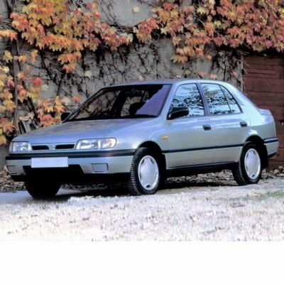 Autó izzók halogén izzóval szerelt Nissan Sunny (1990-2000)-hoz