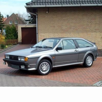 Volkswagen Scirocco (1981-1992) autó izzó