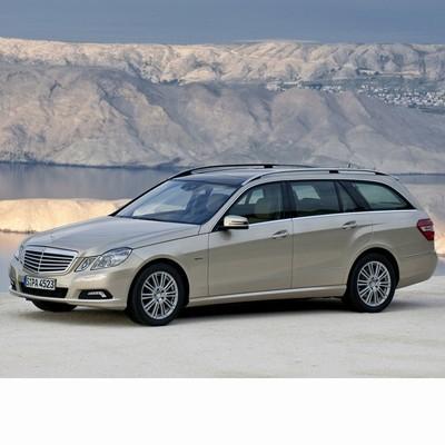 Autó izzók a 2009 utáni bi-xenon fényszóróval szerelt Mercedes E Kombi-hoz