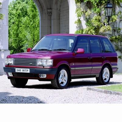 Range Rover (1994-2002) autó izzó