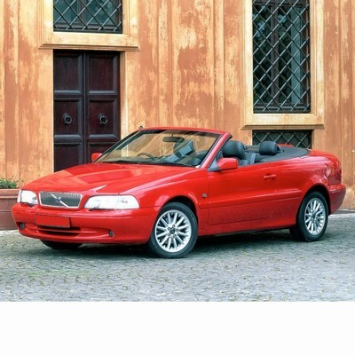 For Volvo C70 (1997-2004) with Halogen Lamps
