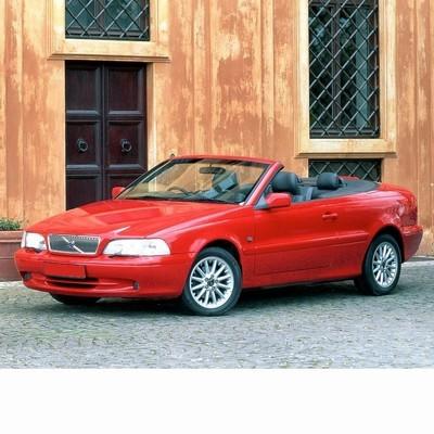 Autó izzók halogén izzóval szerelt Volvo C70 (1997-2004)-hez