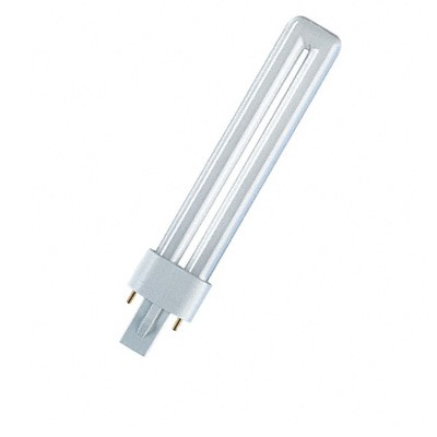 2pin-1U, TC-S Compact Fluorescent Lamps  (G23)