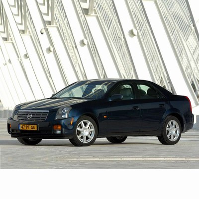 For Cadillac CTS (2002-2007) with Halogen Lamps