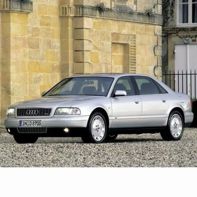 Autó izzók halogén izzóval szerelt Audi A8 (1999-2002)-hoz