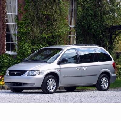 Autó izzók halogén izzóval szerelt Chrysler Voyager (2001-2004)-hez