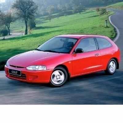 Autó izzók halogén izzóval szerelt Mitsubishi Colt (1995-2002)-hoz