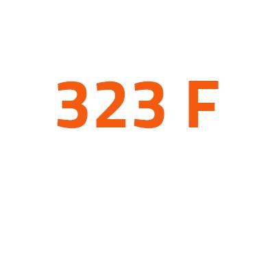 Mazda 323 F autó izzó
