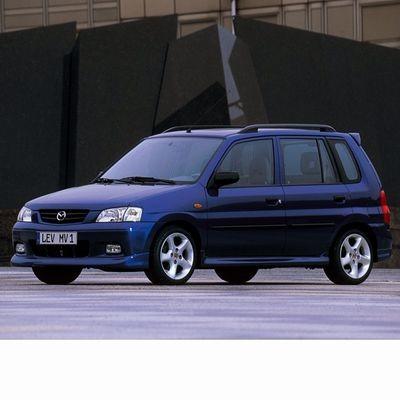 Autó izzók halogén izzóval szerelt Mazda Demio (1996-2000)-hoz