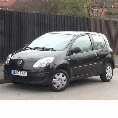 Renault Twingo (2007-2014) autó izzó
