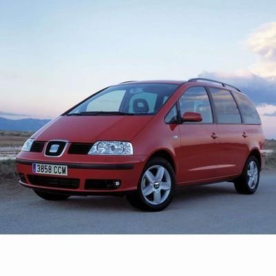 Autó izzók xenon izzóval szerelt Seat Alhambra (2001-2004)-hoz