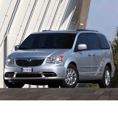Autó izzók a 2011 utáni xenon izzóval szerelt Lancia Voyager-hez