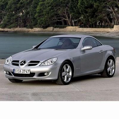 Autó izzók halogén izzóval szerelt Mercedes SLK (2004-2010)-hoz