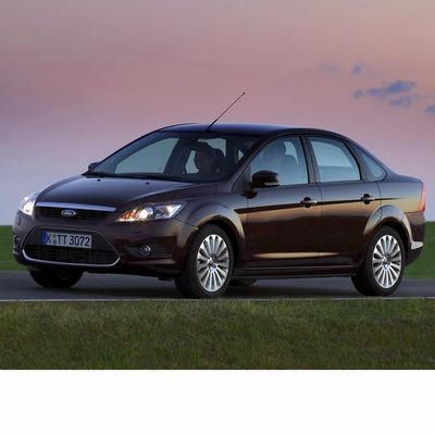 For Ford Focus Sedan (2008-2011) with Halogen Lamps