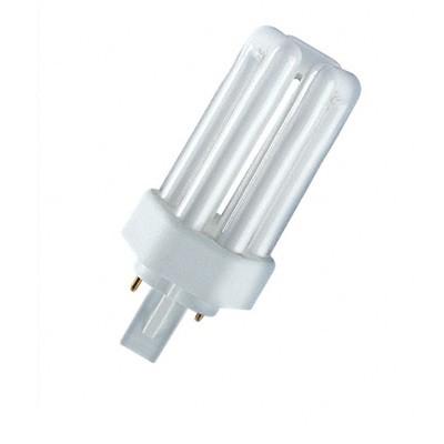 2pin-3U, TC-T kompakt fénycső (GX24d)