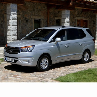 For Ssangyong Rodius after 2013 with Halogen Lamps