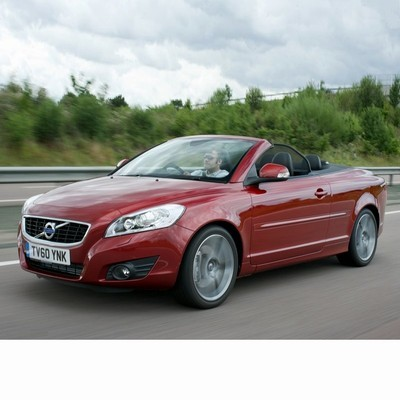 For Volvo C70 (2010-2013) with Halogen Lamps
