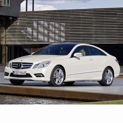 Autó izzók a 2009 utáni halogén izzóval szerelt Mercedes E Coupe-hoz