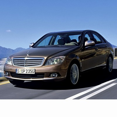 For Mercedes C Sedan (2007-2010) with Halogen Lamps
