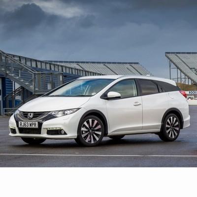 Autó izzók a 2014 utáni halogén izzóval szerelt Honda Civic Kombi-hoz