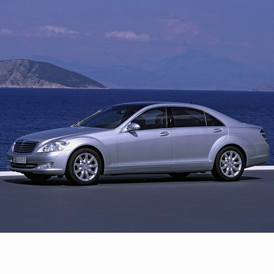 For Mercedes S (2005-2013) with Bi-Xenon Lamps