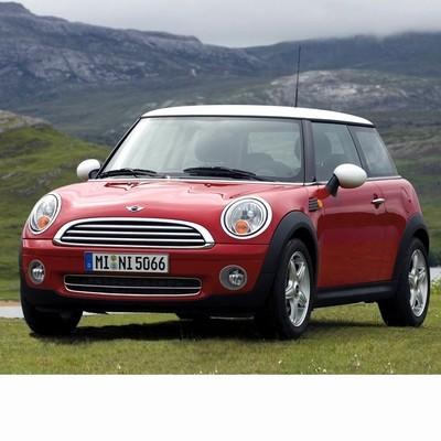 Autó izzók bi-xenon fényszóróval szerelt Mini Mini Cooper (2006-2010)-hez