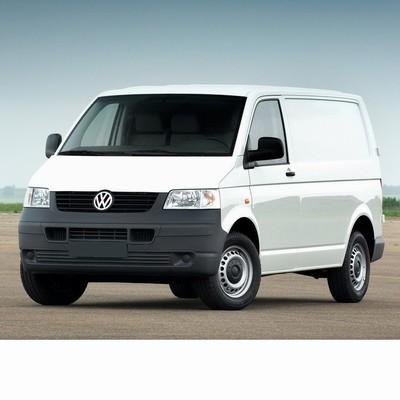 Autó izzók xenon izzóval szerelt Volkswagen Transporter T5 (2003-2009)-höz