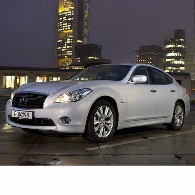 Autó izzók a 2010 utáni bi-xenon fényszóróval szerelt Infiniti M-hez