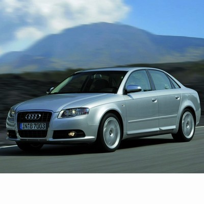 For Audi A4s (2005-2008) with Halogen Lamps