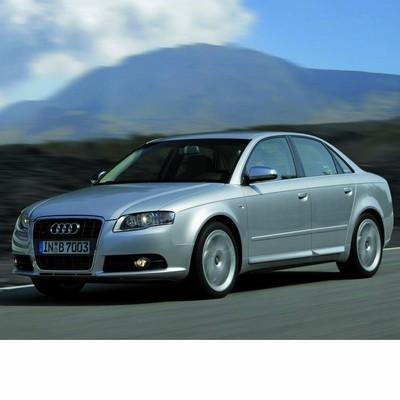Autó izzók halogén izzóval szerelt Audi A4 (2005-2008)-hez
