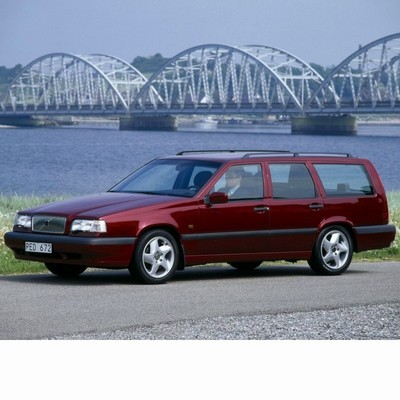 Autó izzók halogén izzóval szerelt Volvo V70 (1997-2000)-hez