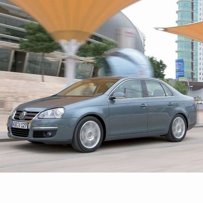 For Volkswagen Jetta V (2005-2010) with Halogen Lamps