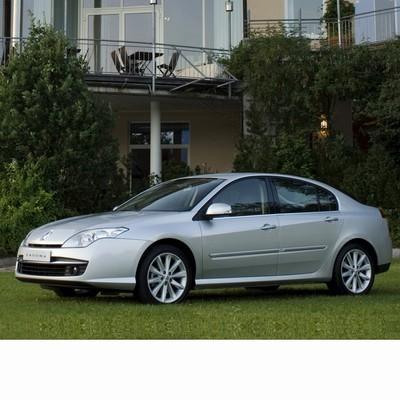 Autó izzók bi-xenon fényszóróval szerelt Renault Laguna (2007-2010)-hoz