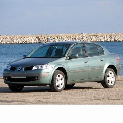 Autó izzók halogén izzóval szerelt Renault Megane Sedan (2003-2008)-hoz